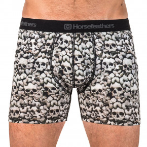 Go to the product Boxer shorts Horsefeathers Ezra skulls 2019