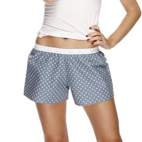 Go to the product Boxer shorts Represent Dots grey/white 2018