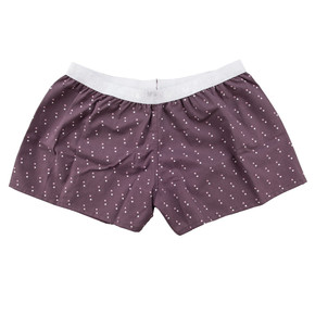 Go to the product Boxer shorts Represent Double Dots plum 2018