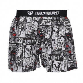 Go to the product Boxer shorts Represent Mike Freaks grey 2017