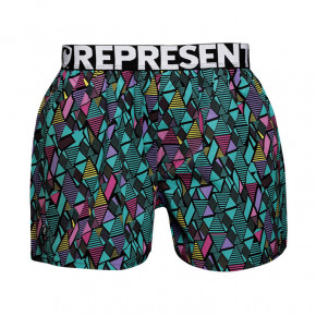 Go to the product Boxer shorts Represent Mike Refraction green 2018