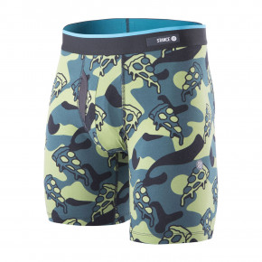 Go to the product Boxer shorts Stance Pizza War BB green 2019