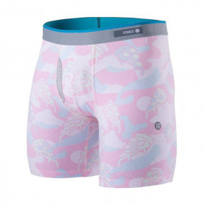 Go to the product Boxer shorts Stance Pizza War BB pink 2019