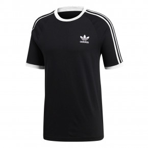 Go to the product T-shirt Adidas 3-Stripes black 2020