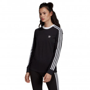 Go to the product T-shirt Adidas 3-Stripes Ls black 2019
