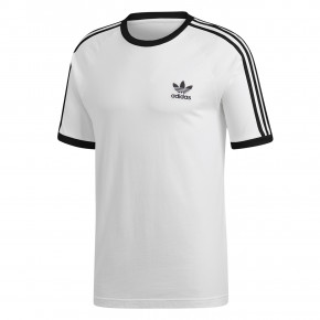 Go to the product T-shirt Adidas 3-Stripes white 2020