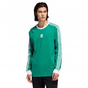 Go to the product T-shirt Adidas Cali BB Ls bold green/white 2019