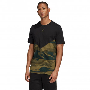 Go to the product T-shirt Adidas Camouflage Block black/multicolor 2020