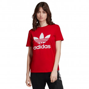Go to the product T-shirt Adidas Trefoil scarle 2019