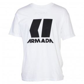 Go to the product T-shirt Armada Icon Tee white 2017/2018
