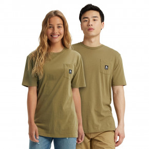 Go to the product T-shirt Burton Colfax Ss martini olive 2020/2021