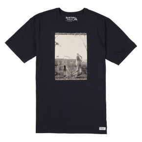 Go to the product T-shirt Burton Trinity Leaf true black 2018/2019
