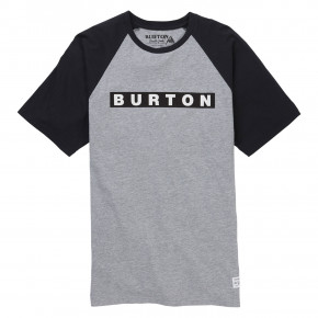 Go to the product T-shirt Burton Vault SS grey heather 2018/2019