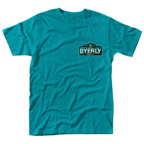 Go to the product T-shirt Byerly Horizon teal 2016