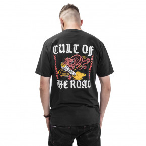 Go to the product T-shirt Cult Of The Road Rats black 2019