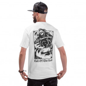 Go to the product T-shirt Cult Of The Road Storm white 2019