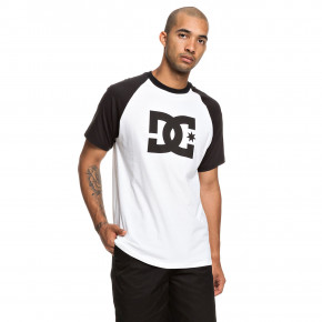Go to the product T-shirt DC Star Raglan black/snow white 2019