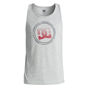 Prejsť na produkt Tričko DC Way Back Circle Tank grey heather 2017