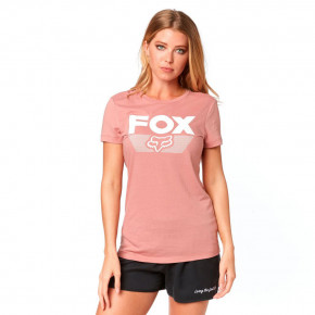 Go to the product T-shirt Fox Ascot Crew blush 2019