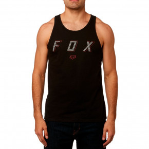 Go to the product T-shirt Fox Barred Tank black 2019