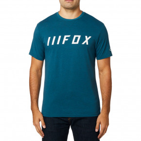 Prejsť na produkt Tričko Fox Down Shift Tech Tee heather midnight blue 2019