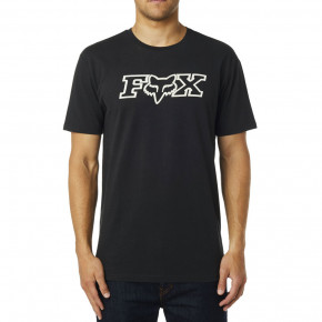 Go to the product T-shirt Fox F Head X Ss Airline black/grey 2018