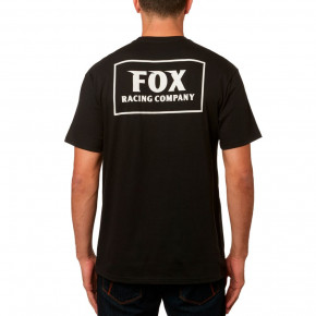 Go to the product T-shirt Fox Heater Pocket black 2019
