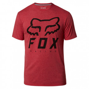 Go to the product T-shirt Fox Heritage Forger Tech Tee chilli 2020
