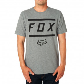 Prejsť na produkt Tričko Fox Listless Airline Ss heather dark grey 2018