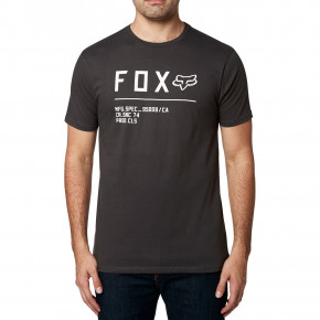 Go to the product T-shirt Fox Non Stop black/white 2020