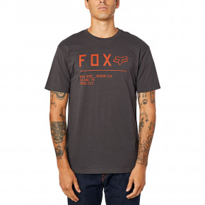 Go to the product T-shirt Fox Non Stop Premium black/orange 2020
