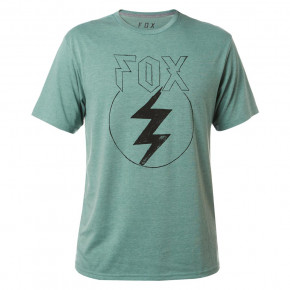 Przejść do produktu Koszulka Fox Repented Ss Tech Tee heather emerald 2018