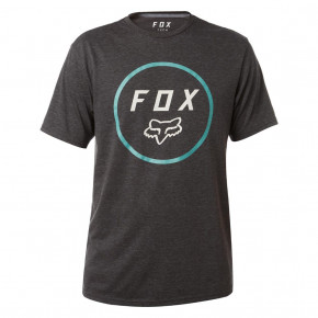 Przejść do produktu Koszulka Fox Settled SS Tech Tee heather black 2018