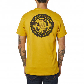 Go to the product T-shirt Fox Tread On Premium mustard 2020