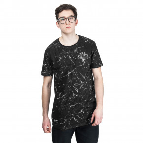 Go to the product T-shirt Gravity Contra black marble 2018