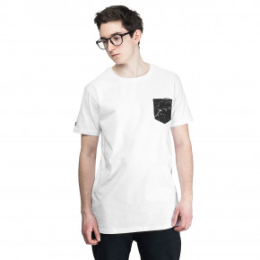 Go to the product T-shirt Gravity Pocket white 2018