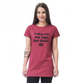 Go to the product T-shirt Horsefeathers Blade garnet rose 2020
