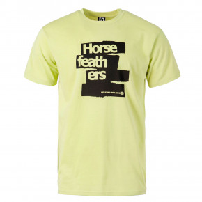 Go to the product T-shirt Horsefeathers Brush lemon grass 2019/2020