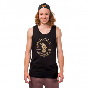 Go to the product T-shirt Horsefeathers Church Key Tank black 2018