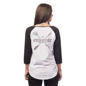 Go to the product T-shirt Horsefeathers Delilah white 2019/2020