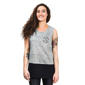 Go to the product T-shirt Horsefeathers Frida fancy grey 2017
