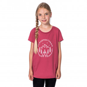 Go to the product T-shirt Horsefeathers Joan Youth garnet rose 2020
