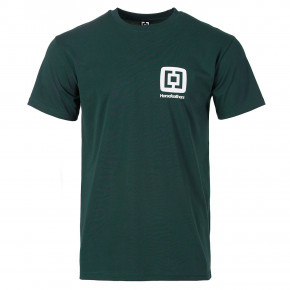 Go to the product T-shirt Horsefeathers Mini Logo bistro green 2019/2020