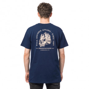 Go to the product T-shirt Horsefeathers Mountainhead indigo 2019/2020