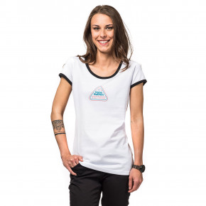 Go to the product T-shirt Horsefeathers Nada white 2019