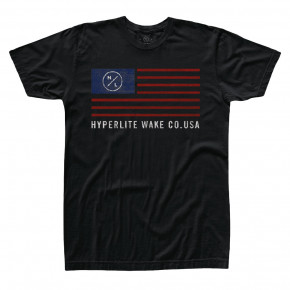 Go to the product T-shirt Hyperlite Merica black 2020