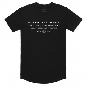 Go to the product T-shirt Hyperlite MFG black 2020