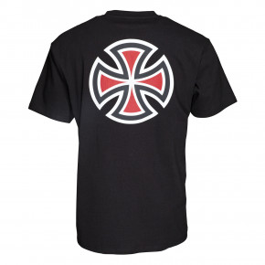 Go to the product T-shirt Independent Bar Cross black 2020