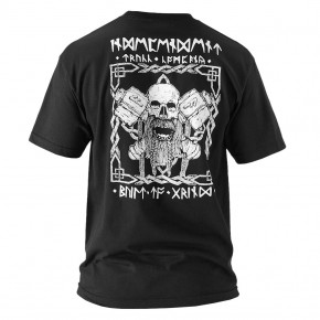 Go to the product T-shirt Independent Haslam Norseman black 2018