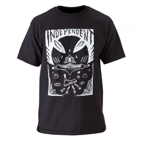 Go to the product T-shirt Independent Hitz Ritual Decomissioning black 2018